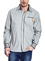 Northland Professional Camisa Hombre Ferdl (Gris)