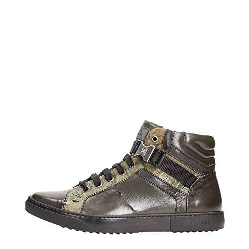 Fabi FU7131C Sneakers Uomo Pelle Grigio Grigio 42.5