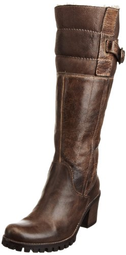 Moda In Pelle Women's Linker Camel Pull On Boot Lin03 3 UK
