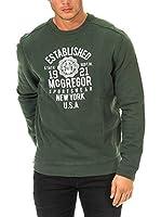 Mc Gregor Camiseta Manga Larga (Verde)