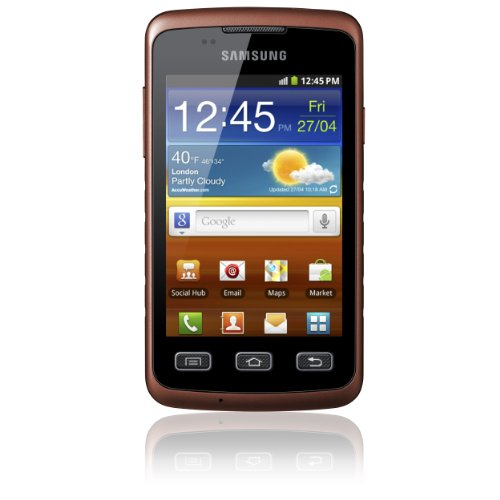 Samsung S5690 Galaxy X-Cover Ruggedised Sim Free Smartphone