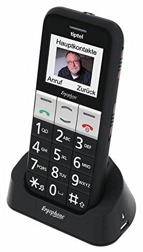 TIPTEL Ergophone 6170 schwarz