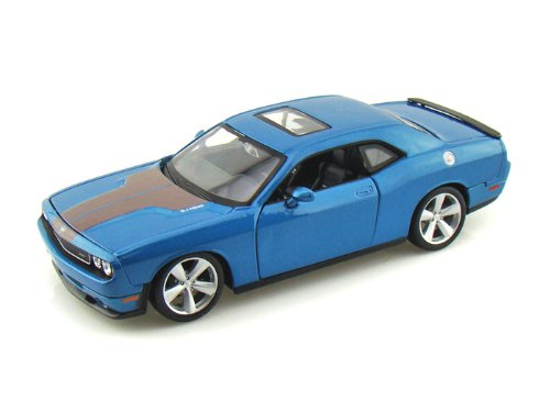 2008 Dodge Challenger Srt8 1/24 6.1 Hemi Blue