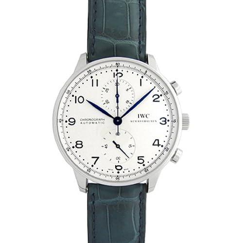 [アイダブリューシー] IWC 腕時計 ポルトギーゼ クロノグラフ IW371446 メンズ 新品 [並行輸入品]