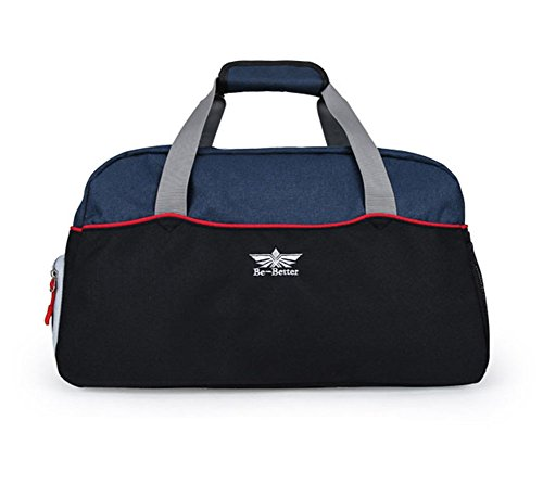 bronze-times-tm-travel-luggage-duffel-bag-lightweight-for-sports-gym-vacation-blue