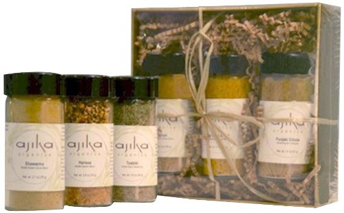 Ajika organic Greek Goddess Spice Blend Gift