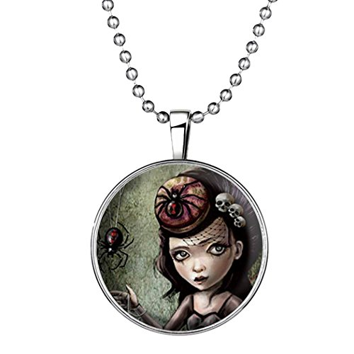 yc-superior-original-diseno-wraith-nina-halloween-noctilucous-colgante-collar