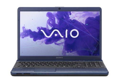 Sony VAIO VPCEH34FX/L 15.5-Inch Laptop (Blue)