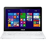 Asus F205TA-FD0065TS 29,5 cm (11,6 Zoll) Notebook (Intel Atom Z3735F, 2GB RAM, 32GB eMMC, HD Graphic, Win 10 Home) weiß