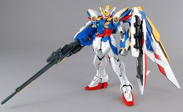 Bandai 1/100 MG Master Grade XXXG-01W Wing Gundam Ver. Endless Waltz Model Kit