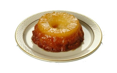 Pineapple Upside Down Cake (6 small cakes)