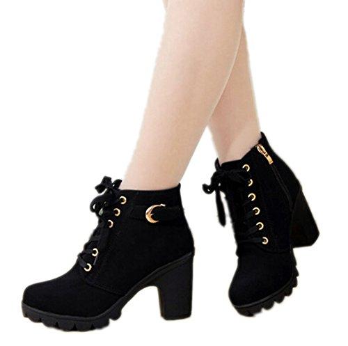 hengsong-femme-bottes-a-talons-automne-et-hiver-thick-avec-martin-bottes-38-noir