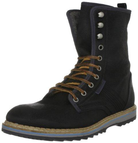 Bjorn Borg Men's Perez 03 Black Lace Up Boot 1152080803 7 UK, 41 EU