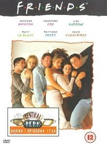 Friends - Series 1 - Episodes 17-24 [DVD] [1995]