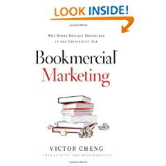 Bookmercial Marketing: Why Books Replace Brochures In The Credibility Age