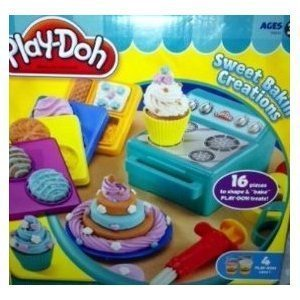 Play-doh Sweet Bakin Creations (age: 3 years and up)