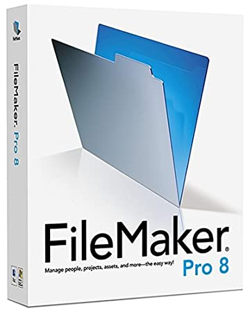 FileMaker Pro 8.0 Upgrade for 5 Users
