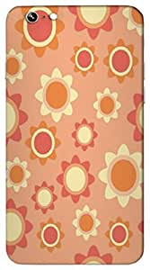Timpax protective Armor Hard Bumper Back Case Cover. Multicolor printed on 3 Dimensional case with latest & finest graphic design art. Compatible with only Apple iPhone - 6-Plus. Design No :TDZ-21466
