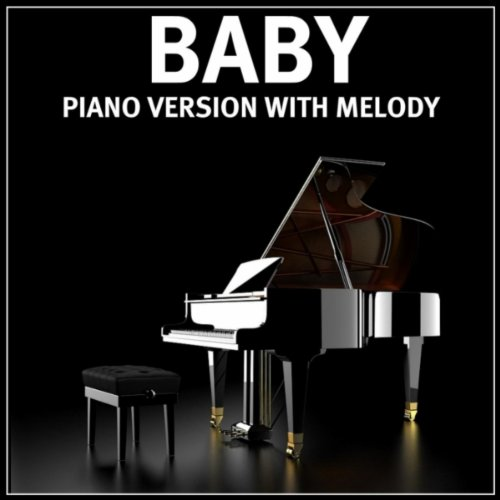 Baby (Piano Version W Melody Style Of Justin Bieber) front-208176