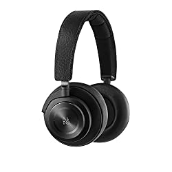 B&O PLAY by BANG & OLUFSEN - BeoPlay H7 Wireless Over-Ear Headphones, Black (1643026)