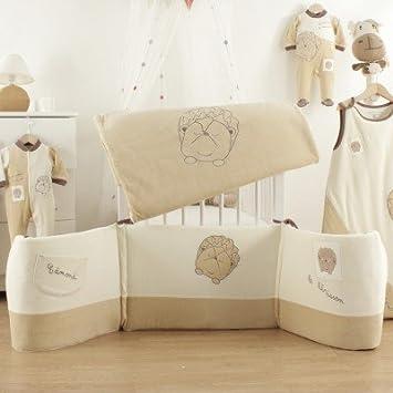 promo tour de lit visuel edmond le h risson tailles tours de lit. Black Bedroom Furniture Sets. Home Design Ideas