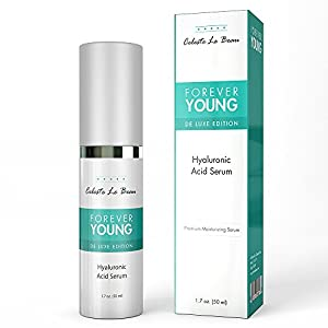Celeste Le Beau Hyaluronic Acid Serum Forever Young, 1.7 oz