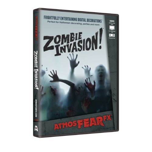 AtmosFEARfx Invasion Halloween Digital Decorations