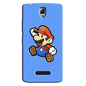 SUPER MARIO BACK COVER FOR LENOVO A2010