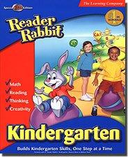 Reader Rabbit Kindergarten Version 1.1