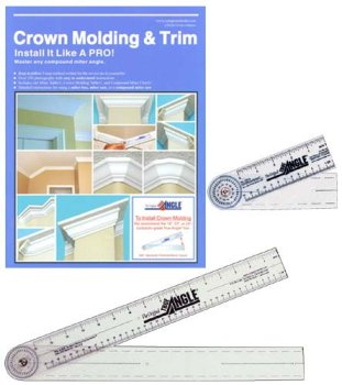Pkg. #9 - Crown Molding & Trim Installation Kit