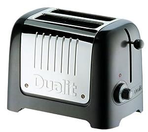 Dualit 25364 Lite 2-Slice Toaster, Charcoal