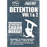 Detention 1 & 2 Instructional Wakeboard DVD ~ Vans