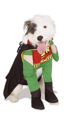 Standard Robin Pet Costume - Officially Licensed
