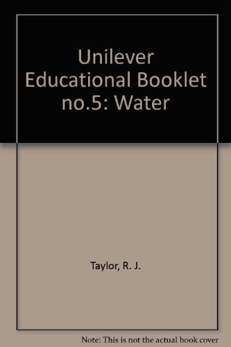 unilever-educational-booklet-no5-water