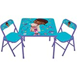 Doc McStuffins On the Go Erasable Activity Table Set with 3 Markers