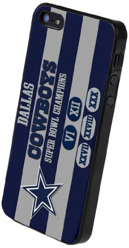 Special Sale Forever Collectibles Dallas Cowboys Commemorative Hard Snap-On Apple iPhone 5 & 5S Case