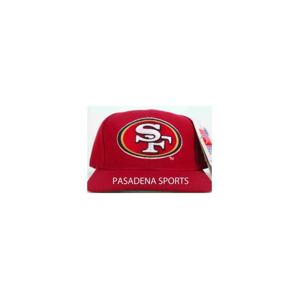VINTAGE SAN FRANCISCO 49ers SNAPBACK CAP NWT nfl gore