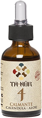 4 CALMANTE - Calendula Aloe - sinergie di olii essenziali - naturale 30 ml