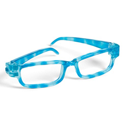 American Girl Turquoise Glasses for 18