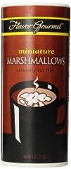 Flavor Gourmet Mini Marshmallows, 4 o…