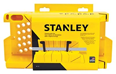 Stanley 20-112 Clamping Miter Box by Stanley