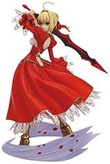 コトブキヤ「Fate/EXTRA セイバー・エクストラ」フィギュアの様子