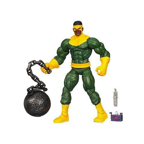 Marvel Universe Marvel Legends Marvel's Wrecking Crew Figure 6 Inches by Hasbro (English Manual)