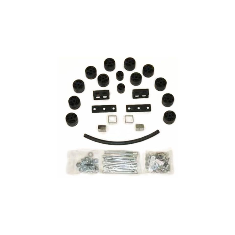 Performance Accessories (682) Body Lift Kit for Dodge Dakota