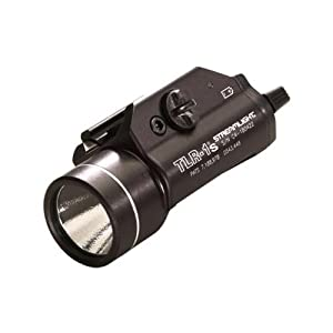 Streamlight TLR-1S Rail Mounted Tactical with Strobe $100.96