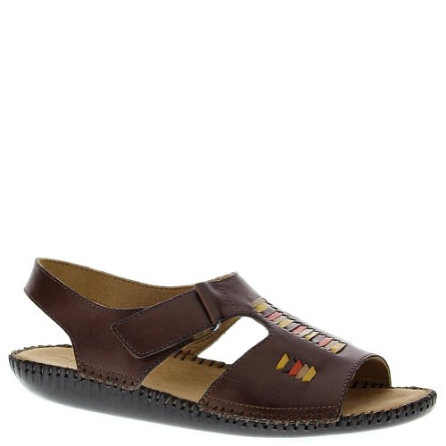 Auditions Spirit Women'S Sandal 8 E Us Coffee Bean-Multi