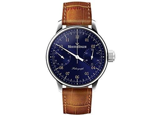 Meistersinger reloj hombre chrono Paleograph SC108