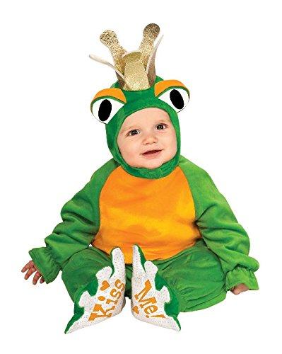 baby und kleinkinder kost m froschk nig karneval fasching. Black Bedroom Furniture Sets. Home Design Ideas