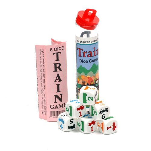 The Train Dice Game 06571