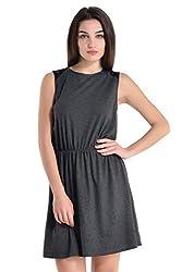 Kazo Women's Shift Dress (106066GREYMxs)